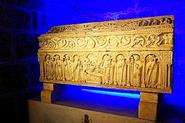 Sepulchre, Cathedral, Burgos, Spain