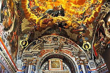 Chapel of Miraflores, Abbey of Cartuja de Miraflores, Burgos, Spain