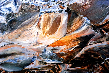 Lava Tube in the Undara Volcanic National Park - Queensland, Australia.