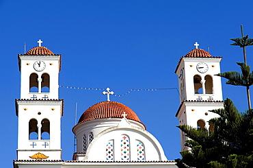 Analipsi Church of Kandanos - Crete, Greece.