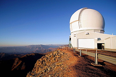 Astronomical Observatory of SOAR, Cerro Pachon, Coquimbo region, Chile