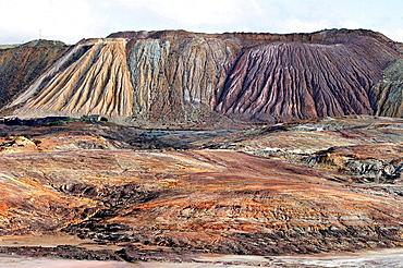 Rio Tinto mines, Huelva, Spain