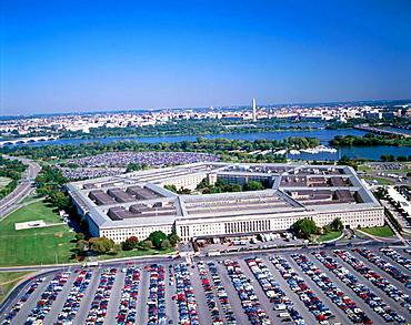 The Pentagon, Washington D.C, USA