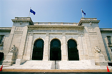 OAS (Organization of American States) headquarters, Washington D.C, USA
