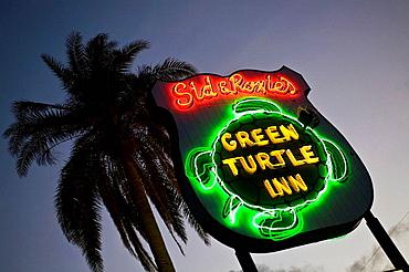 Islamorada, Florida Keys, Green Turtle Inn, USA