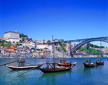 Rabelos, Vila nova de gaia, Rio douro, oporto, Portugal.