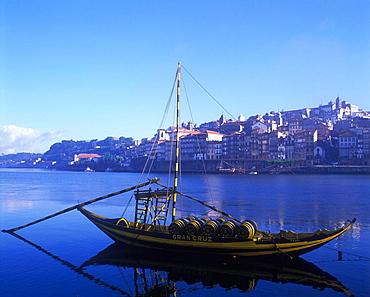 Rabelo, Vila nova de gaia, Rio douro, oporto, Portugal.