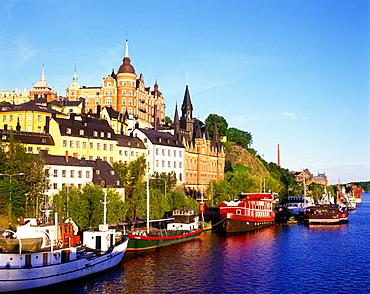 Sodermalm, Stockholm, Sweden.