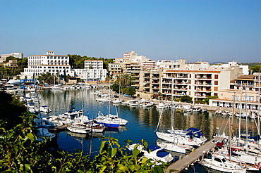 Porto Cristo, Manacor, Majorca, Balearic Islands, Spain