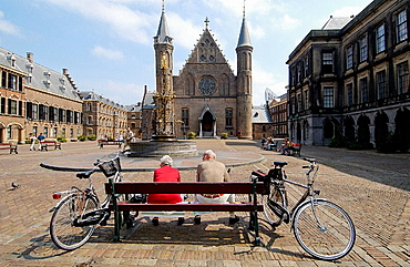Ridderzaal (Knight Hall), Binnenhof, The Hague, Netherlands