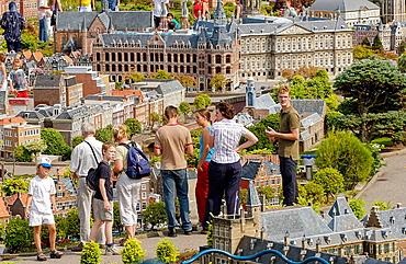 Madurodam miniature city, The Hague, Netherlands