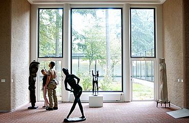 Kroller-Muller Museum, Het Nationale Park De Hoge Veluwe, Gelderland, Netherlands