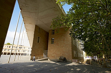 City hall, by Rafael Moneo, Logrono, La Rioja, Spain.