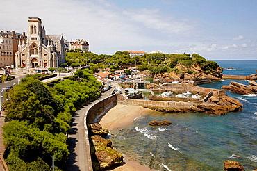 Biarritz, Aquitaine, Pyrenees-Atlantiques, France