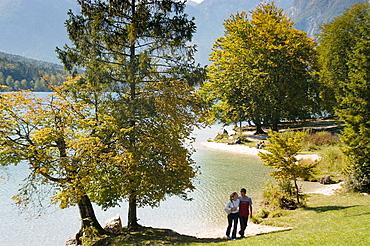Lake Bled, Triglav National Park, Slovenia