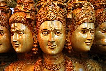 India, Bangalore, Hindu temple.