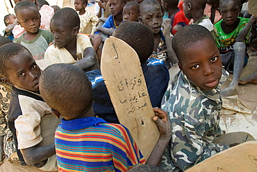 Koranic school, Djenne, Mopti region, Niger Inland Delta, Mali