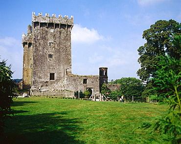 Blarney Castle, Blarney, Co, Cork, Ireland