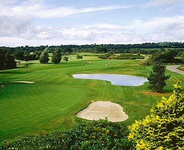 'Killarney golf and fishing club', Killarney, Co, Kerry, Ireland.