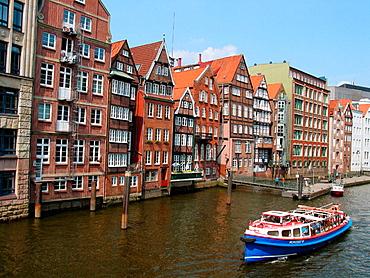 Germany, Hamburg, Deichstrasse