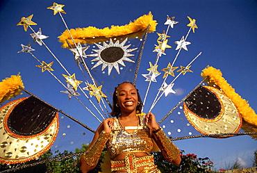 Carnival, Sint Maarten (St, Martin), Netherlands Antilles, West Indies
