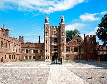Eton College, Eton, Berkshire, UK