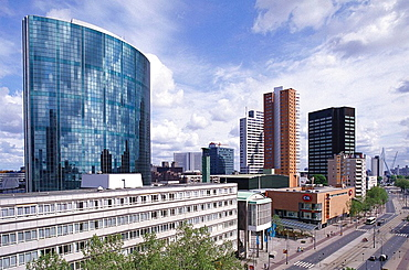 World Trade Center, Coolsingel, Rotterdam, The Netherlands