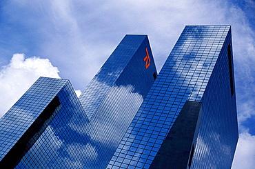 Delftse Poort office building, Rotterdam, The Netherlands