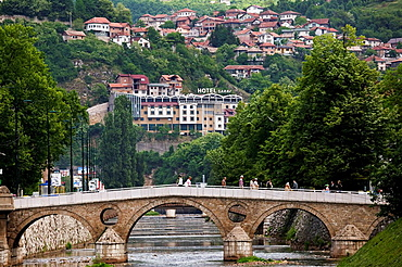 Bosnia Hercegovina, Sarajevo.