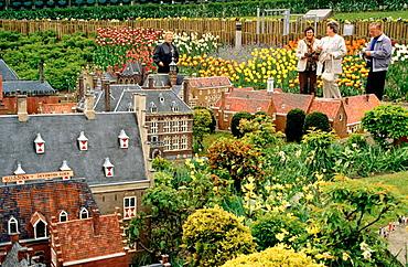 Madurodam miniature city, The Hague, The Netherlands