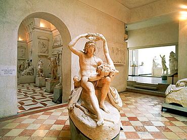 Adonis and Venus, House of Canova, Possagno, Veneto, Italy.