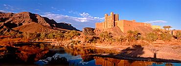 Ait Abou kasbah, Draa valley, High Atlas, Marocco
