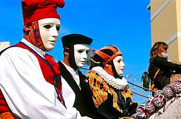 La Sartiglia Carnival, Oristano, Sardinia, Italy