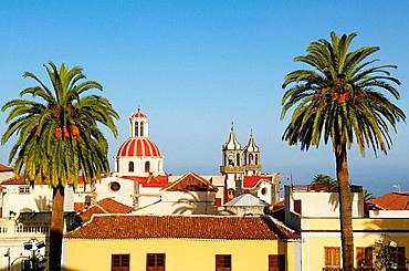 Spain, Canary islands, Tenerife, La Orotava.
