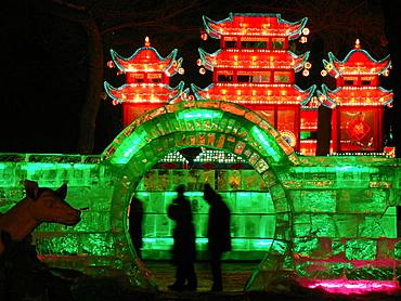 Ice Festival, Harbin, China.