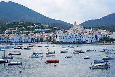 Cadaques, Costa Brava, Girona province, Catalonia, Spain, Mediterranean, Europe
