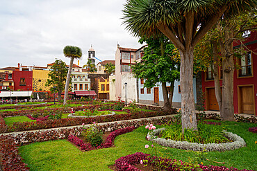 La Orotava town in the northern part of Tenerife, Canary Islands, Spain, Atlantic, Europe
