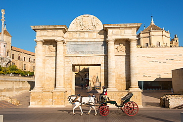 Puerta del Puente, Cordoba, Andalucia, Spain, Europe