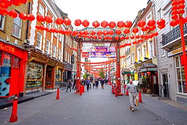 Chinatown, London, England, United Kingdom, Europe