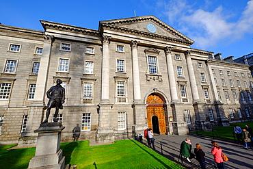 Trinity College, Dublin, Republic of Ireland, Europe