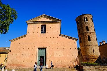 Santa Maria Maggiore Church, Ravenna, Emilia-Romagna, Italy, Europe