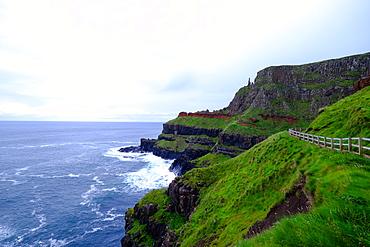 Causeway Coast, County Antrim, Ulster, Northern Ireland, United Kingdom, Europe