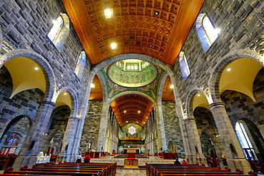 Cathedral of Our Lady Assumed into Heaven and St. Nicholas, Galway, County Galway, Connacht, Republic of Ireland, Europe