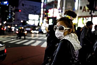 Shibuya, Tokyo, Japan, Asia