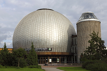 The Zeiss Grossplanetarium, the planetarium in the Prenzlauer Berg district, Berlin, Germany, Europe