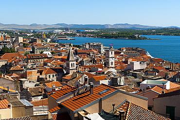 Town of Sibenik, Dalmatia region, Croatia, Europe