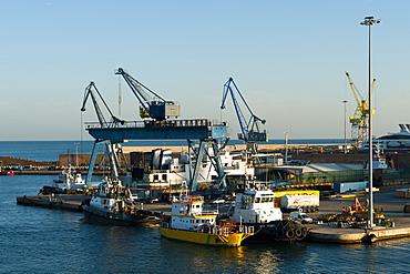 Port of Ancona, city of Ancona, Marche region, Italy, Europe
