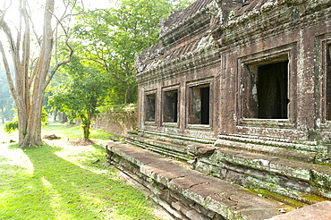 Angkor Wat Temple complex, UNESCO World Heritage Site, Angkor, Siem Reap, Cambodia, Indochina, Southeast Asia, Asia