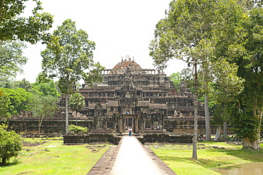 Baphuon Temple, UNESCO World Heritage Site, Angkor, Siem Reap, Cambodia, Indochina, Southeast Asia, Asia