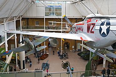 Imperial War Museum, Southwark, London, England, United Kingdom, Europe